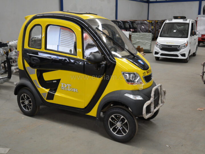 """Small Electric Vehicle """"EV"""" DT Motor"""