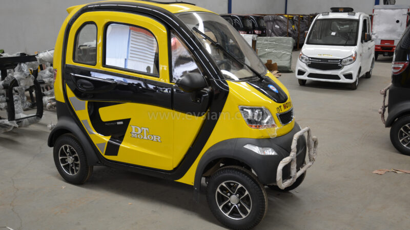 "Small Electric Vehicle ""EV"" DT Motor"